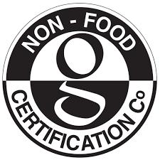non food certification logo