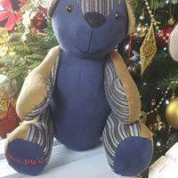 Miamama button bear