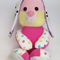 Miamama keepsake bunny example