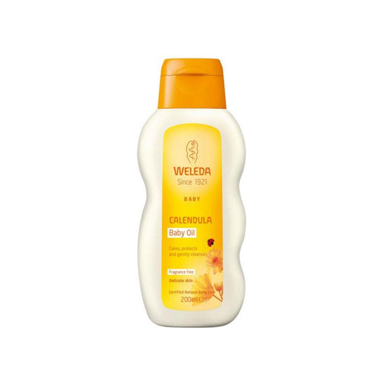 Fragrance Free Calendula Oil